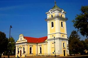 Békéscsabai Evangélikus Kistemplom