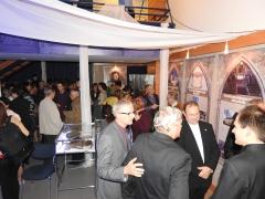 Kiállításmegnyitó az MNL Vas Megyei Levéltárában