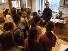 Változatos levéltár-pedagógiai foglalkozások a Vas Megyei Levéltárban