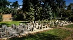 Evangélikus lelkészek és tanítók emlékparkja, Orosháza