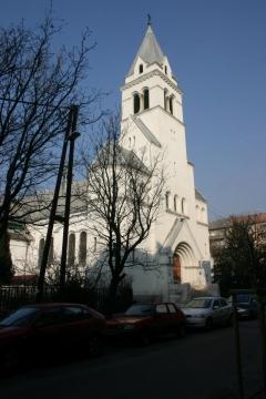 Kelenföldi  evangélikus templom