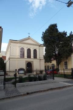 Pécsi evangélikus templom