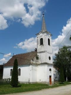 Drávapiski-i Református Templom