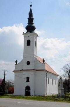 Drávaszerdahelyi Református Templom