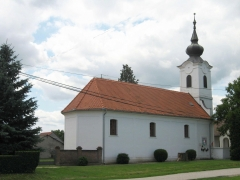 Ipacsfai Református Templom