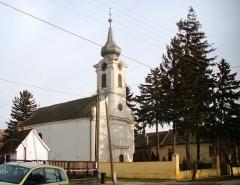 Kölkedi Református Templom