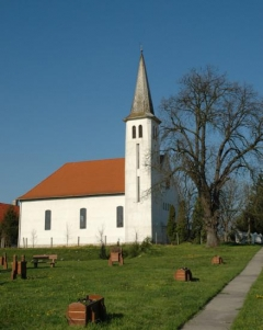 Magyarbólyi Református Templom