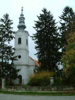 Mattyi Református Templom