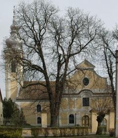 Mohácsi Református Templom