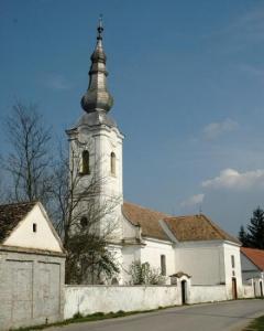 Siklósnagyfalui Református Templom