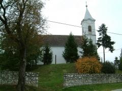Terehegy-Harkány Református Templom
