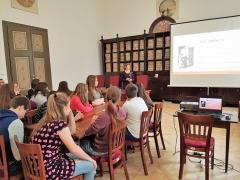 Levéltár-pedagógiai foglalkozások az MNL Fejér Megyei Levéltárában