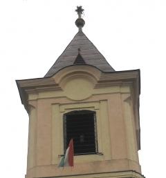 A pilismaróti református templom