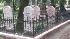 A Jókay család síremléke (Komarno, Észak-Komárom)