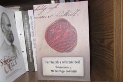 Megjelent a Forrásaink a reformációról – Dokumentumok az MNL Zala Megyei Levéltárából című kiadvány