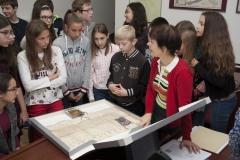 Érdekes levéltár-pedagógiai órák Veszprémben