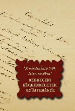 Debreceni végrendeletek