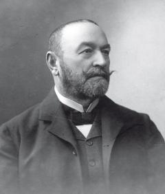 Éhen Gyula, a modern város megteremtője