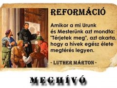 A reformáció és Hajdúböszörmény