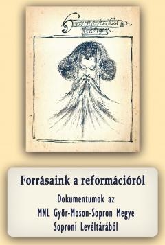 """Megjelent a """"Forrásaink a reformációról"""" c. kiadványunk"""