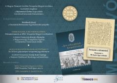 Reformációs forrásköteteink könyvbemutatói (Veszprém és Pápa)