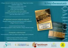 Reformációs forrásköteteink bemutatója a XVIII. Győri Könyvszalonon