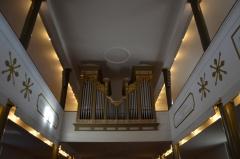 Bakonycsernyei Evangélikus Templom - orgonája
