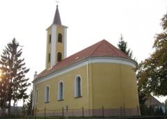 Bakonytamási Evangélikus Templom