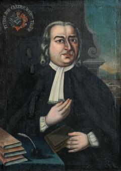 Bod Péter - református lelkész