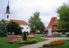 Balatonszárszó Református Templom