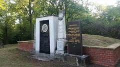 Az Ihász és Jókay családok sírkertje
