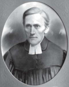Petz Gyula, evangélikus lelkész - Mezőberény