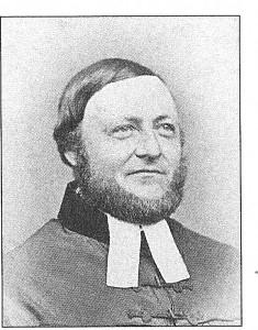 Wéber Samu evangélikus főesperes-lelkész