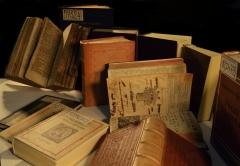 Könyvek a reformáció korai szakaszából a Nemzeti Levéltár levéltártudományi szakkönyvtárában