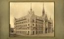 A Budapesti Unitárius Egyházközség temploma és egykori bérháza