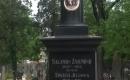 A Salamon család síremléke (Komarno, Észak-Komárom)