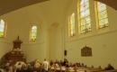 Békéscsabai Református Templom - ablakok