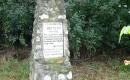 Magyarigen - 1912-ben állított síremléke