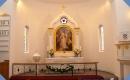 Csurgói Evangélikus Templom - oltárkép