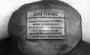 A gömbkő, amelyen állva tartotta 1568-ban, a vallásszabadságot kimondó tordai országgyűlésről visszajövet Dávid Ferenc a híres prédikációját, melynek hatására Kolozsvár egész lakossága unitárius hitre tért.