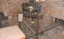 A régi mechanikus óra szerkezete