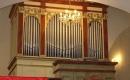 A felújított orgona