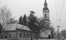 A régi evangélikus parókia Sárszentlőrincen