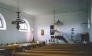 Füzesgyarmati Unitárius Templom - templombelső