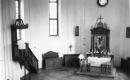 Gádorosi Evangélikus Templom - oltár
