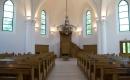 Hódmezővásárhelyi Unitárius Templom - szószék