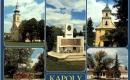 Kapolyi Református Templom - képeslap
