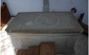 Nyírbátori Református Templom - az 1605-ben elhunyt országbíró, zsoltáros Báthori István szarkofágja
