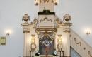 Orosházi Evangélikus Templom - szószék