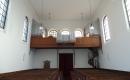 A pécsi evangélikus templom karzata és Angster-orgonája